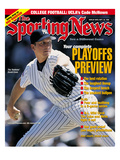 New York Yankees P David Cone - Sept 30, 1998