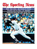 New York Yankees OF Reggie Jackson - August 2, 1980