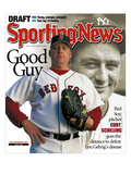 Boston Red Sox P Curt Schilling and New York Yankees 1B Lou Gehrig - July 5, 2004