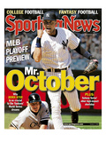 New York Yankees SS Derek Jeter - October 6, 2006