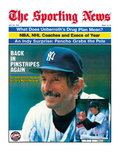New York Yankees Manager Billy Martin - May 20, 1985
