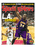 Los Angeles Lakers' Shaquille O'Neal - June 4, 2001