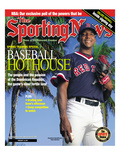 Boston Red Sox P Pedro Martinez - February 19, 2001