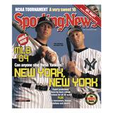 New York Yankees Alex Rodriguez and Derek Jeter - March 29, 2004 derek+jeter