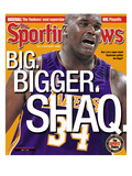 Los Angeles Lakers; Shaquille O'Neal - June 3, 2002