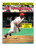Cincinnati Reds 2B Joe Morgan - July 5, 1975