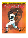 Boston Red Sox P Ferguson Jenkins - April 10, 1976