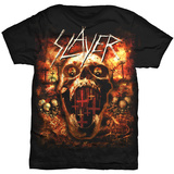 Slayer - Hell Skull