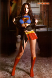 Megan Fox Superfox Supergirl/Superman Movie Poster Print