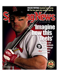 St. Louis Cardinals CF Jim Edmonds - August 5, 2002