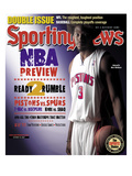 Detroit Pistons' Ben Wallace - October 18, 2004