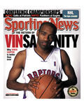 Toronto Rapters' Vince Carter - January 19, 2004