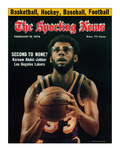 Los Angeles Lakers' Kareem Abdul-Jabbar - February 14, 1976