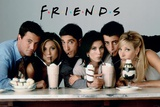 Friends-Milkshakes