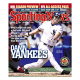 New York Yankees 1B Jason Giambi - October 7, 2002