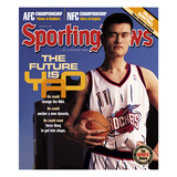 Houston Rockets' Yao Ming - January 20, 2003