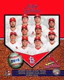 St. Louis Cardinals 2012 Team Composite