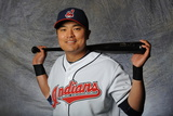 Goodyear, AZ - February 28: Cleveland Indians photo day - Kevin Slowey