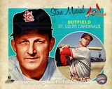 Stan Musial 2012 Studio Plus