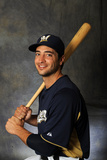 Maryvale, AZ - February 26: Milwaukee Brewers Photo Day - Ryan Braun