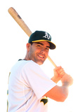 Phoenix, AZ - February 27: Oakland Athletics Photo Day - Seth Smith