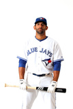 Dunedin, FL - March 02: Toronto Blue Jays Photo Day - Jeff Mathis