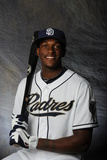 Peoria, AZ - February 27: San Diego Padres photo day - Cameron Maybin