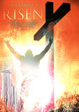 Jesus Christ Is Risen (Romans 14:9) Art Poster Print