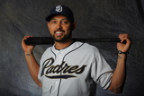 Peoria, AZ - February 27: San Diego Padres photo day - Edinson Volquez