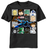Youth: Lego Star Wars - Wing Chase