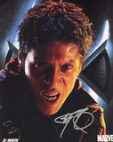 Ray Park X Men Full Face Autographed Movie Photo (Hand Signed Collectable)