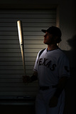 Surprise, AZ - February 28: Texas Rangers Photo Day - Josh Hamilton