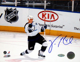 Vincent Lecavalier Pump Fist Autographed Photo (Hand Signed Collectable)