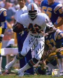 Paul Warfield Miami Dolphins with HOF '83 Inscription