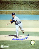 Wilbur Wood Chicago White Sox Autographed Photo (Hand Signed Collectable)
