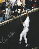 Moises Alou Chicago Cubs NLCS Game 6 Autographed Photo (Hand Signed Collectable)