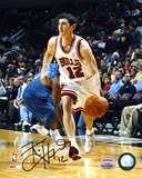 Kirk Hinrich Chicago Bulls Dribbling Autographed Photo (Hand Signed Collectable)