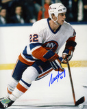 Mike Bossy New York Islanders Autographed Photo (Hand Signed Collectable)
