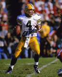 Brett Favre Green Bay Packers Autographed Photo (Hand Signed Collectable)