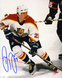 Johan Garpenlov Florida Panthers Autographed Photo (Hand Signed Collectable)