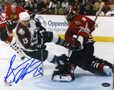 Dan Hinote Colorado Avalanche Autographed Photo (Hand Signed Collectable)