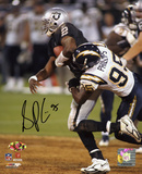 Shaun Phillips San Diego Chargers Autographed Photo (Hand Signed Collectable)