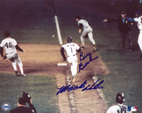 Bill Buckner & Mookie Wilson 1986 World Series