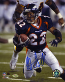 Quinten Griffen Denver Broncos Autographed Photo (Hand Signed Collectable)