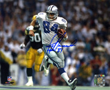 Jay Novacek Dallas Cowboys Autographed Photo (Hand Signed Collectable)