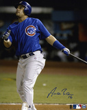 Aramis Ramirez Chicago Cubs 2003 NLCS Grand Slam Autographed Photo (Hand Signed Collectable)
