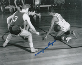 Marques Haynes Harlem Globetrotters Autographed Photo (Hand Signed Collectable)