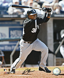 Pablo Ozuna Chicago White Sox Autographed Photo (Hand Signed Collectable)