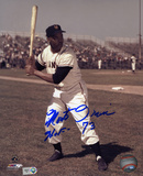 Monte Irvin Giants with HOF 73 Inscription