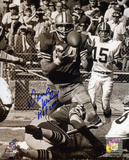 Dave Wilcox San Francisco 49ers with HOF 2000  Autographed Photo (Hand Signed Collectable)